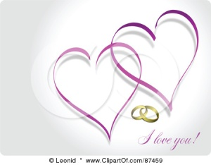 87459-Royalty-Free-RF-Clipart-Illustration-Of-An-I-Love-You-Message-With-Wedding-Rings-And-Two-Purple-Hearts-4f94a09d86d67